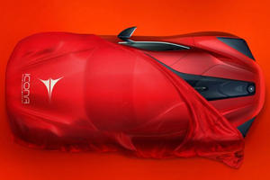 Icona to Unveil Vulcano Supercar in Shanghai