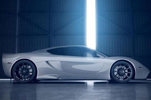Vencer to Unveil Sarthe Supercar in Monaco
