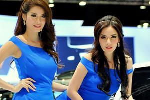 Girls of 2013 Bangkok Motor Show