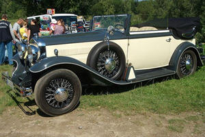 Defunct Euro Carmakers: Horch