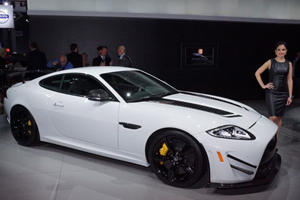Jaguar Could Build More XKR-S GTs
