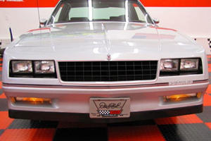 Unearthed: 1985 Chevrolet Monte Carlo SS