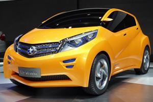 Nissan Venucia Viwa Debuts in China