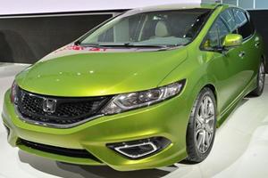 Honda Jade Debuts in Shanghai