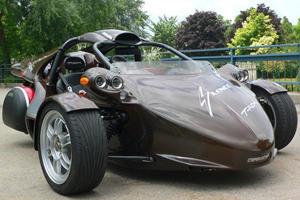 Three-Wheeled Cars: Campagna T-Rex