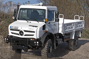 Refreshed Unimog Lineup Unveiled