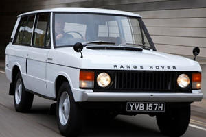 Depreciation Kings: Range Rover