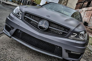 Mercedes C63 AMG by Mode Carbon