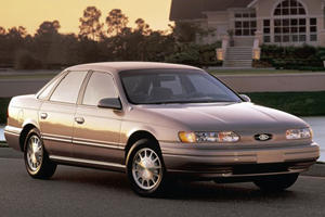 Depreciation Kings: Ford Taurus
