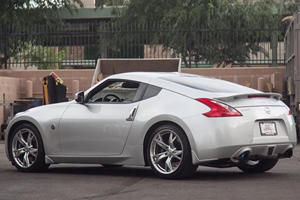 Listen to Vivid Racing's 370Z Breathe