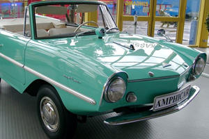 Dead-End Technologies: Amphicar