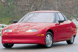Dead-End Technologies: GM EV1