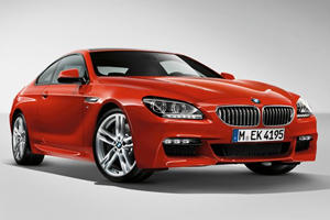 BMW Offers 6 Series M Sport