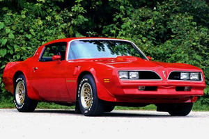 Screen Cars: Pontiac Trans Am