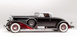 1931 Duesenberg Whittell Coupe