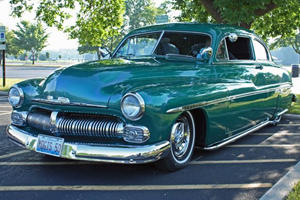 Screen Cars: 1949 Mercury Eight Coupe