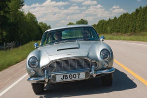 Screen Cars: Aston Martin DB5
