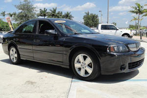 Unearthed: 2006 Lincoln LS