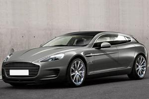 Aston to Produce Shooting Brake?