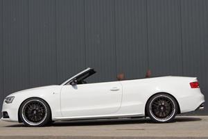 Senner Gives Audi S5 Cabrio 435 HP