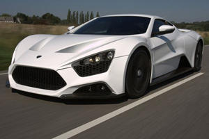 Zenvo ST1 Supercar Makes Noise at Monza