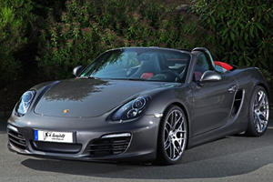 Porsche Boxster Resoled by Schmidt