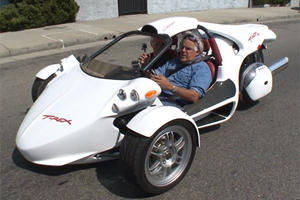 Leno Takes Bite Out of Campagna T-Rex