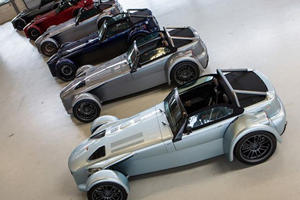 Donkervoort Delivers The First D8 GTOs