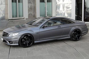 Anderson Germany Tunes The Mercedes-Benz CL65 AMG