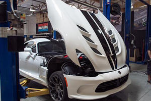 Vivid Racing Shows Off Its New SRT Viper