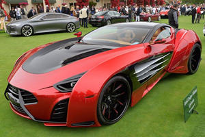 $2M, 1,750-hp Laraki Epitome is a Limited Edition Beast