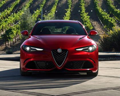 Alfa Romeo Giulia Quadrifoglio Sedan Exterior