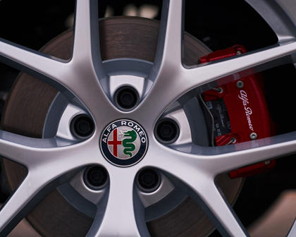 2018-2019 Alfa Romeo Giulia Sedan Wheel