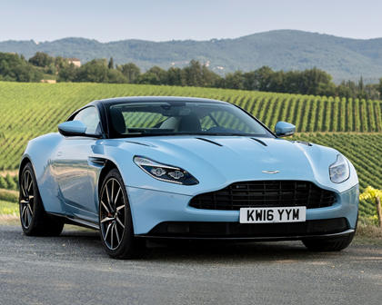 2017 Aston Martin DB11 CoupeExterior