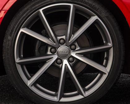 2017 Audi A3 2.0 TFSI Prestige quattro Convertible Wheel