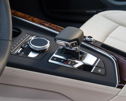 2018 Audi A4 allroad 2.0 TFSI Prestige quattro Wagon Shifter