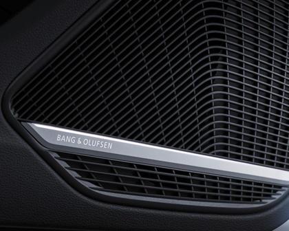 2018 Audi A5 Prestige quattro Coupe Interior Detail