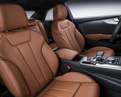 2018 Audi A5 Prestige quattro Coupe Interior