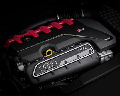 2018 Audi RS 3 quattro Sedan 2.5L I5 Engine