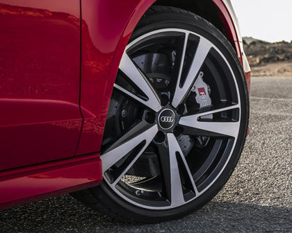 2018 Audi RS 3 quattro Sedan Wheel
