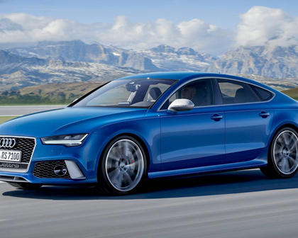 2017 Audi RS 7 performance Prestige quattro Sedan Exterior