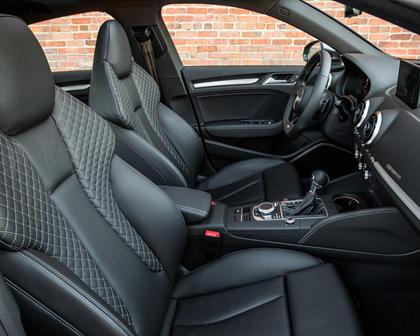 2017 Audi S3 2.0 TFSI Prestige quattro Sedan Interior