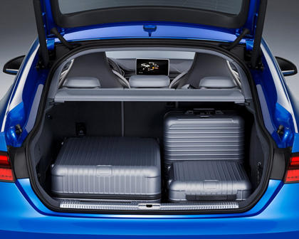 2018 Audi S5 Prestige quattro 4dr Hatchback Cargo Area