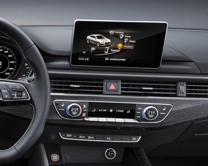2018 Audi S5 Prestige quattro 4dr Hatchback Center Console