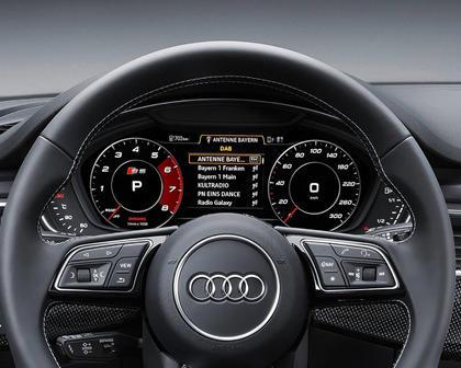 2018 Audi S5 Prestige quattro 4dr Hatchback Gauge Cluster
