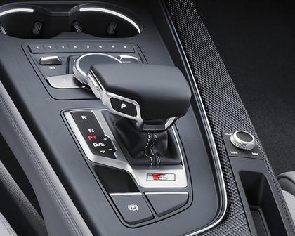 2018 Audi S5 Prestige quattro 4dr Hatchback Shifter