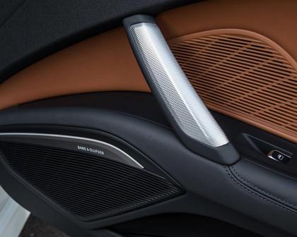 2017 Audi TT 2.0T quattro Roadster Interior Detail