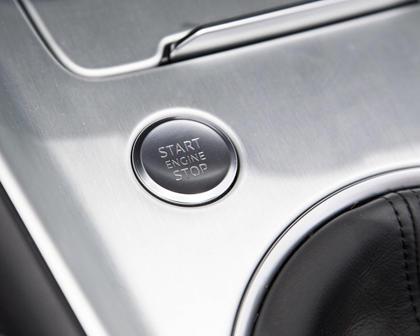 2017 Audi TT 2.0T quattro Coupe Interior Detail