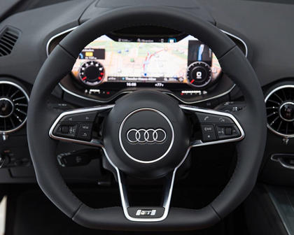2016-2018 Audi  TT Coupe Wheel Detail