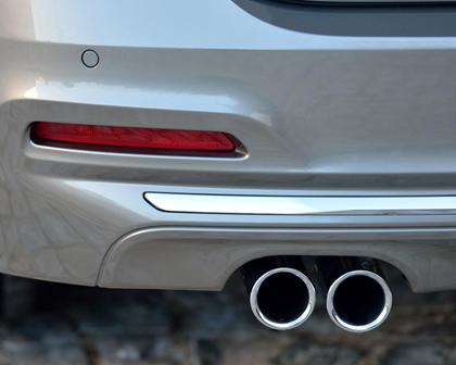 2017 BMW 3 Series 328d xDrive Wagon Exterior Detail. European Model Shown.